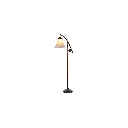 Pole Floor Lamp (Vintage Fishing Pole)