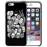 Halloween design for Iphone 7 / Iphone 8 (4.7in) Hard Case Cover (halln13)]()