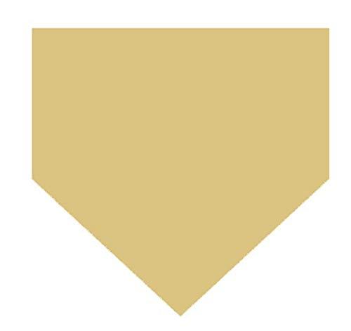 Home Plate Home Base MDF Cutouts Decor Sports Theme USA Made - Baseball Plate Home Diamond