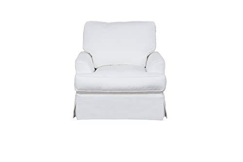 Sunset Trading SU-78320-81 Ariana Chair, White