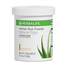 Herbalife Herbal Aloe Powder, Mango Accent Flavor - Mango Aloe