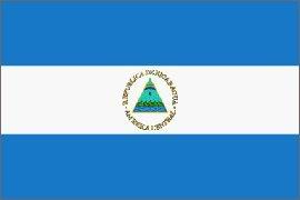 Image result for nicaragua flag