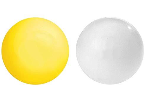 Smooth Hockey Ball - Coast Athletic Field Hockey Ball   Smooth Regulation Field Hockey Ball, White