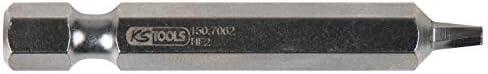 "KS Tools 150.7062 1/4"" Spezial-Innensechskant-Schrauben-Ausdreher-Bit, HE 2"