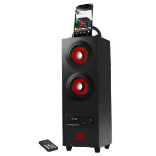 Sumvision Wireless Bluetooth Tower Speaker Torre Bluetooth Tower Speakers...