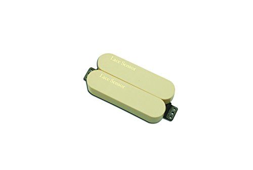 Lace 44481-03 Sensor Dually Bridge Pickup, Gold/Gold and Cream -
