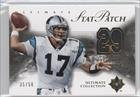Jake Delhomme #35/50 (Football Card) 2006 Ultimate Collection - Ultimate Stat Patch #USP-JD (Usp 35)