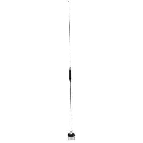Collinear Antenna - PCTEL Maxrad 450-470 MHz 5dB Gain No Ground Plane Collinear Antenna - Chrome