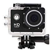 Waterproof WiFi 12MP 1080P 170 Degree Wide Angle Diving Full Car Cam Sports HD DV Action Camera