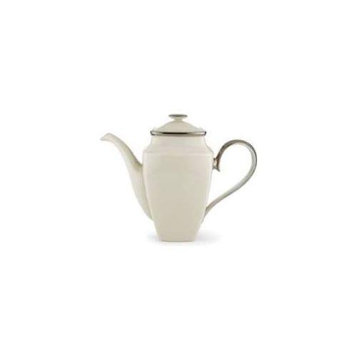 - Lenox Solitaire Square Coffee Pot by Lenox