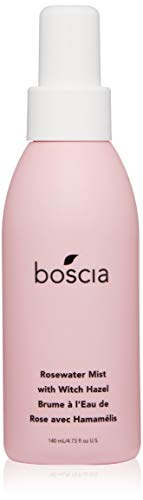 - boscia Rose Water Mist Facial Toner with Thayers Witch Hazel Toner - Rose Water Spray For Face