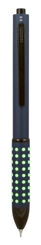 Yafa Quad-Point 4 Function Pen, Green Grip (15151)