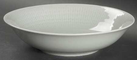 Rorstrand Swedish Grace-Meadow (Celadon) Soup/Cereal Bowl, Fine China Dinnerware - Grace Fine China
