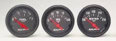 Autometer 2635 2'' WATER TEMP, 100-250`F SSE, Z-SERIES by AUTO METER