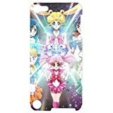 Ipod Touch 5th Generation Dreaming beautiful style Sailor Moon Phone Case 3D Sailor Moon Beautiful style Ipod Touch 5th Generation Newest item 2016 April release phone case - Moon Sailor Ipod Touch Case 5