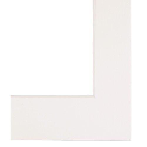 Hama Premium-Passepartout Arktisweiß 30 x 40 / 20 x 30 cm