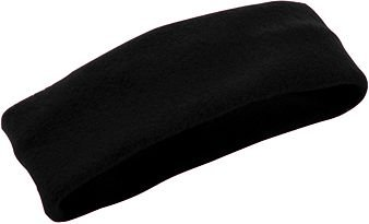 Chill Fleece Headband/Earband - Black