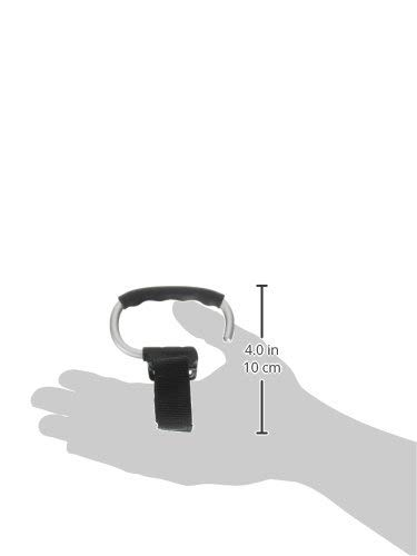 OXO Tot Handy Stroller Hook, Grey (4 Pack) by OXO (Image #8)