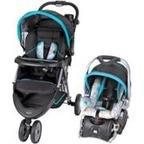 Baby Trend EZ Ride 5 Travel System, circle stitch