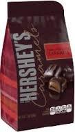 Hershey's Caramels, Dark Chocolate Caramels, 7.2 Ounce
