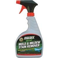 Moldex 7010 Mold & Mildew Instant Stain Remover Trigger Sprayer, 32 oz by Moldex (Remover Trigger Sprayer)