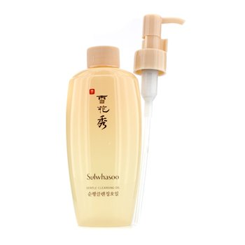 Sulwhasoo Gentle Cleansing Oil, 6 Fluid Ounce ()