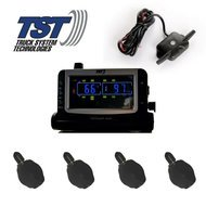 Truck Systems Technology TST 507 Tire Pressure Monitor w/4 Flow-Thru Sensors with Color - Sensor System 4
