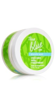 Bath and Body Works True Blue Spa Heel of Approval Cracked Heel Treatment 4 Ounce