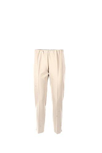 Pantalone Donna Acquamarina XS Gesso Pa1714 Primavera Estate 2017