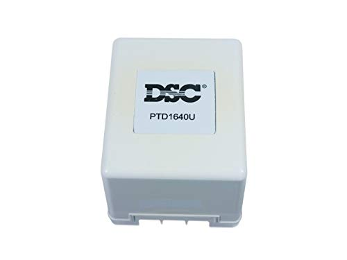 (OEM DSC PTD1640U Power Supply Transformer 16.5VAC 40VA 120VAC 60Hz 0.48A)