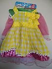 Crumb Sugar Cookie Costume (Lalaloopsy CRUMBS SUGAR COOKIE DRESS UP COSTUME for GIRLS)