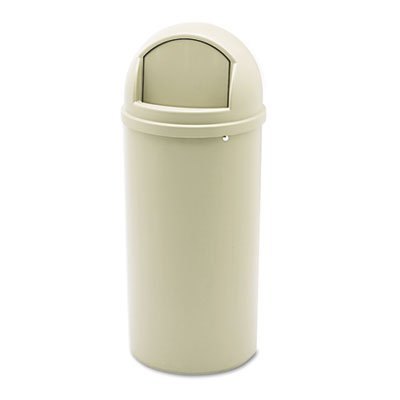 Rubbermaid Trash Container 15.354