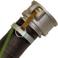 Hose Suction Rbr 2x20 Qc/npt by Abbott Rubber