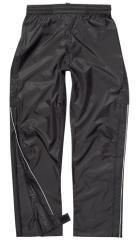 Polaris Childrens Prism Waterproof Cycling Trousers Black Medium 7 to 8 Years