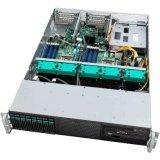 Intel Server System Barebone System - 2U Rack-mountable - Socket B2 LGA-1356 - 2 x Processor Support R2216BB4GC