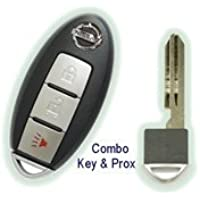 Nissan 285E3-CB80D, Remote Control Transmitter for Keyless Entry and Alarm System
