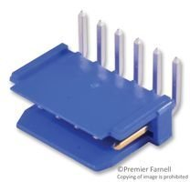 - FCI 76382-306LF BOARD-BOARD CONNECTOR HEADER, 6 POSITION, 1ROW (100 pieces)