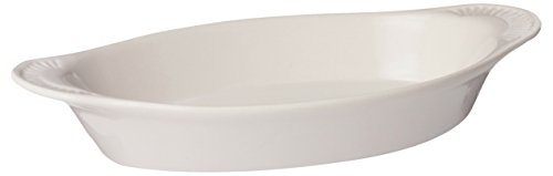 Browne (564012W) 12 oz Oval Lasagna Baker