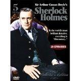 Sir Arthur Conan Doyle's Sherlock Holmes (5 DVD Collection -- 20 Episodes -- Collector's Edition.)