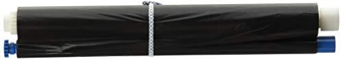 Print Roll Film - Panasonic KX-FA91 Compatible Thermal Ribbon (2 rolls) - Replacement Print Film Roll, Fax Machines, Black