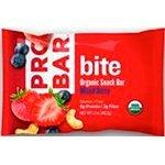 Pro Bar Bite Bars Mixed Berry Organic Snack Bars 12 (1.7 oz.) bars per box - 3PC