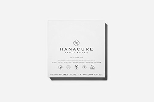 Facial Starter Kit - Hanacure All-In-One Facial - Starter