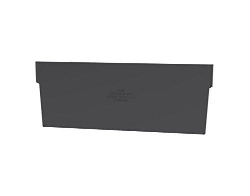 Akro-Mils Dividers For Small Parts Shelf Bins - Fits Bin 44090, 44092, 44124