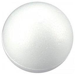 Smooth Molded Foam Ball - 12 Pack of 4 1/2 Inch Diameter, 2 lb. Density ()