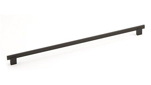 Richelieu Hardware BP905480900 Contemporary Metal Pull ,18 8/9