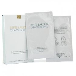 Cyber White Ex Extra Brightening Radiance Recovery Mask 9NM7 - Estee Lauder - Cyber White - Cleanser - 6pcs