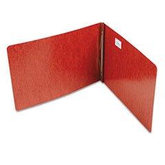 -- Pressboard Report Cover, Prong Clip, 11 x 17, 3'' Capacity, Red