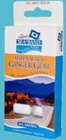 Sea-Band Gum gingembre contre les nausées