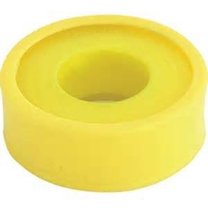 1 - Roll Teflon of Pipe Thread Tape 1/2'' X 393'' per Roll 3.5 Mil PTFE
