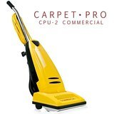 Carpet Pro Commercial CPU 2 Upright Vacuum Cleaner (Carpet Bags Pro Vacuum)